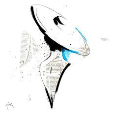 Almost blue, Sergey Orlov on ArtStation at https://www.artstation.com/artwork/bWAXa