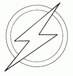 super hero coloring sheet | Flash Superhero Coloring Pages - Superhero Coloring Pages
