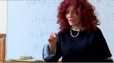 """O profesoara din Romania a revolutionat modul in care a este predata matematica! Tocmai a fost nominalizata la """"Premiul NOBEL pentru educatie""""! Modul, T Shirts For Women, Tops, Fashion, Moda, Fashion Styles, Fashion Illustrations"""