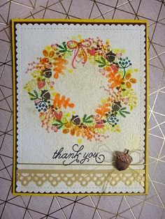 HandmadebyRenuka: 1 kit -10 and more cards - SSS- Nuts About You card kit - # card 11
