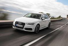 More powerful Audi introduced in UK. : More powerful Audi introduced in UK. Audi For Sale, Motor Diesel, Used Audi, Cars Uk, Audi A3 Sportback, Sports Models, Audi A1, Latest Cars, Led Headlights