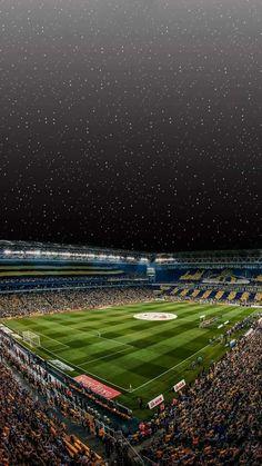 The Beautiful Stadium