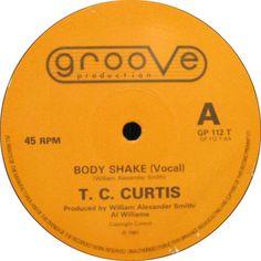 T.C. Curtis - Body Shake