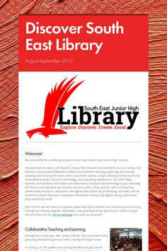 Discover South East Library