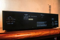 Superb vintage tapedeck ALPINE AL-85 / 3 head / 3 motor / Calibration features Dealer Ad - UK Audio Mart Yamaha Hi Fi, Hifi Audio, Header, Vintage, Decks, Listening To Music, Fonts, Front Porches, Deck