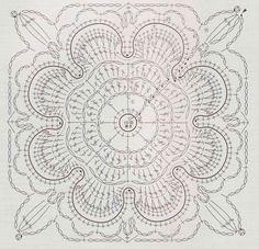 """"""" MOSSITA BELLA PATRONES Y GRÁFICOS CROCHET """": Maravillosa Bolsa a crochet con granny flor..."""