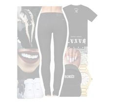 """""""it's my birthday!  // 09.19.15"""" by jadeessxo on Polyvore featuring NIKE, Auriya, Fendi and Nudie Jeans Co."""