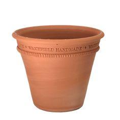 #12 Bartram, Red TerraCotta | wakefieldstudio-1 Thomas Jefferson, King George, Botany, Botanical Gardens, Terracotta, Flower Pots, Planters, Backyard, Red