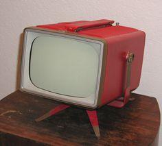 1957 RCA Personal Portable