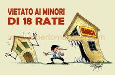 La Banca...matrigna #IoSeguoItalianComics #Satira #Politica #Renzi #banche #18