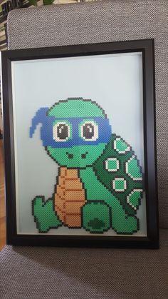 Ninja turtle beads