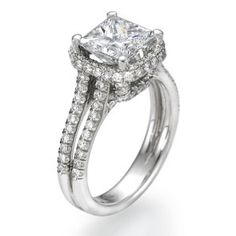 25 Best Swarovski Engagement Rings images  e3e06ace9a8f
