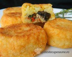 chiftelute-de-orez Cornbread, Avocado, Ethnic Recipes, Food, Millet Bread, Lawyer, Essen, Meals, Yemek