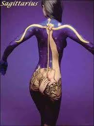 Sagittarius-Tattoo ..im not sagittarius, but whoaaaaaa.