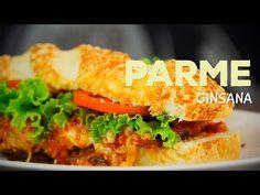 Jantar/Almoço - Filé à parmegiana