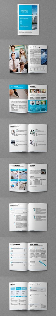 Amazing Photo Realistic Project Proposal Templates Proposal - project proposal template free