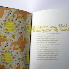 Caitlin Keegan's illustrated volume of Shakespeare's Love Sonnets