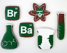 Breaking Bad Cookies