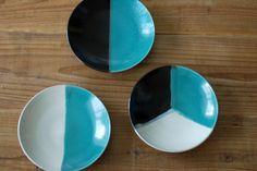 中井窯 6寸皿