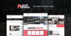 Good Homes Real Estate Theme AI SEO Restb.ai Plugin by ThemeREX CURRENT VERSION (see Change log at the bottom of this page) Good Homes is a minimal WordPress theme with a solid business de Template Wordpress, Tema Wordpress, Wordpress Theme Design, Premium Wordpress Themes, Wordpress Plugins, Real Estate Agency, Real Estate Companies, Real Estate Courses, Typography Layout