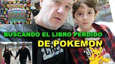 BUSCANDO EL LIBRO PERDIDO DE POKEMON