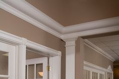 Cheap And Easy Cool Tips: Foyer False Ceiling Interior Design wooden false ceiling bedrooms.False Ceiling Beams Living Rooms false ceiling design for balcony. Crown Molding Styles, Diy Crown Molding, Wall Molding, Crown Moldings, Moulding, Molding Ideas, Ceiling Plan, Ceiling Tiles, Ceiling Beams