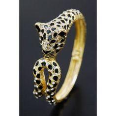leopard bracelet $28