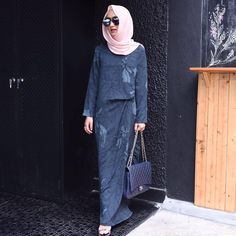 Ideas For Party Fashion Style Schools Muslim Fashion, Modest Fashion, Hijab Fashion, Kebaya Dress, Crop Top With Jeans, Hijab Trends, Batik Fashion, Casual Hijab Outfit, Muslim Dress