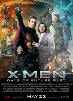 James McAvoy and Michael Fassbender dominate Days of Future Past with immense portrayals of extremely complicated individuals. The men continue to probe the psychological tortures that come with playing younger versions of Professor Charles Xavier and Erik Lehnsherr, aka Magneto. x x x [T]hey play through the inherently campy tones of the X-Men universe to find real pain and hurt in the missions of these mutant heroes. ~ Sean O'Connell