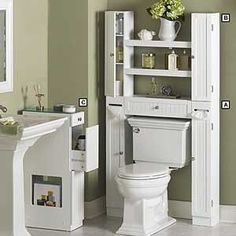 Look at this #zulilyfind! White Commode Space Saver by Target ...