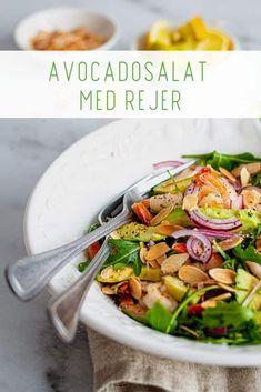 Lchf, Keto, Waldorf Salat, Potato Salad, Potatoes, Ethnic Recipes, Health, Frisk, Danish