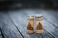 Rings and Corks