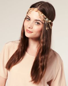 cute gypsy headband
