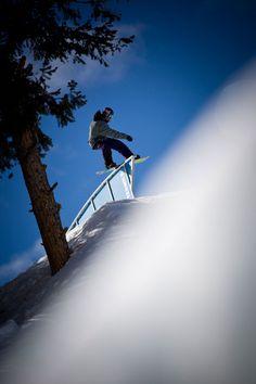 Sebastien Toutant aka Seb Toots #snowboarding