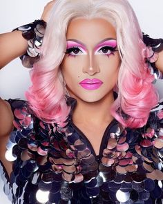 Drag Queen Race, Bearded Lady, Queen Pictures, Queen Hair, Rupaul, Your Girl, Photo Editing, Hair Makeup, Halloween Face Makeup