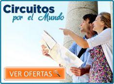 Buscador de Circuitos. Agencia de viajes Sevilla.