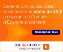 ING Direct Banner ad