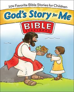Whether read aloud to preschoolers and kindergartners or read by first- through third-graders, this beginner Bible will be loved by your whole family. Each of the 104 stories has discussion starters to help teachers and parents guide their children to a better understanding of God's Word. Children can personalize their Bible-reading experience with the fun stickers found inside!