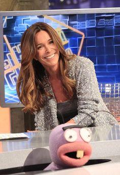 Lydia Bosch en 'El Hormiguero' #actrices #famosas #televisión