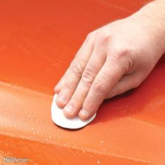 A car hurtling down the road at 60 mph becomes a dartboard for any crud in the air. Your vehicle's clear coat deflects some of it but can hold the sharper grit. Washing removes the surface dirt, but clay-barring is the only way to pluck out the embedded stuff. Buy a clay bar kit (one brand is Meguiar's Smooth Surface Clay Kit), which includes a lubricating spray and several pieces of synthetic clay. Prepare the clay by tearing a piece into four sections. Flatten one section into a small…