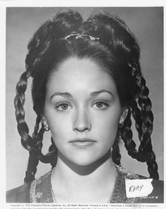 Olivia Hussey of Romeo and Juliet