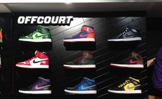 """""""It's like CANDY!"""" -- All the colorways I've ever wanted in my favorite model #Sneakerhead #Holiday"""