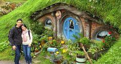 Rumah Hobbit Farm House Lembang