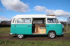 VW Camper Van | 20 Dreamy Trailers