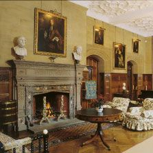 The Main Hall.