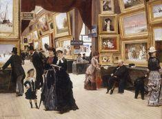 Эдуар Жозеф Дантан. Парижской салон 1880 года