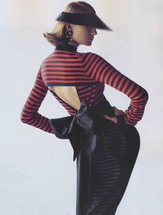 Karolin Wolter by Nathaniel Goldberg / Vogue Nippon