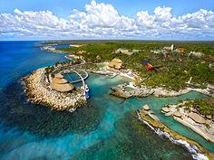 Xcaret, Xel-Há, Xplor (Cancún, México): Parques, Preços, Como Chegar - Dicas Onde Ficar