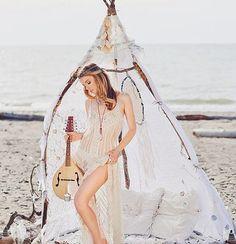boho on the beach ✌