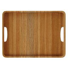 Buy John Lewis Large Rectangle Tray, L31 x W42cm Online at johnlewis.com